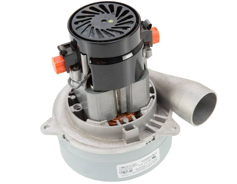 Cana-Vac Limited Edition 2250-LS Motor 119631