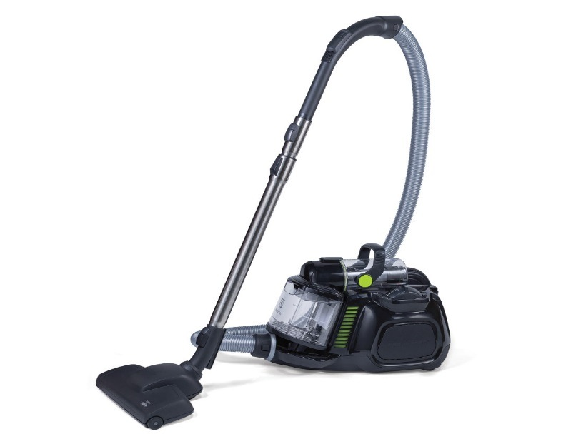 electrolux vacuum canister. electrolux el4021a silentperformer cyclonic canister vacuum