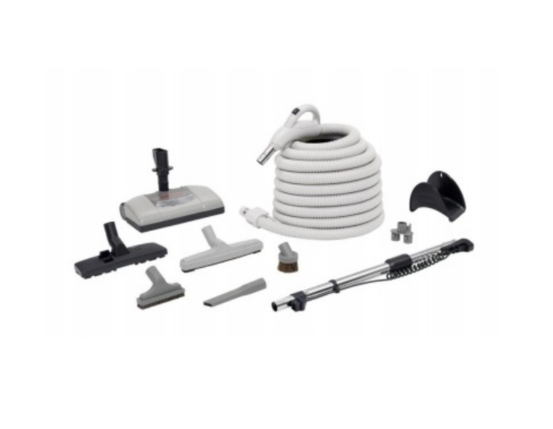 Honeywell 4B-H205 Chrome Attachment Set with 30 Ft Hose
