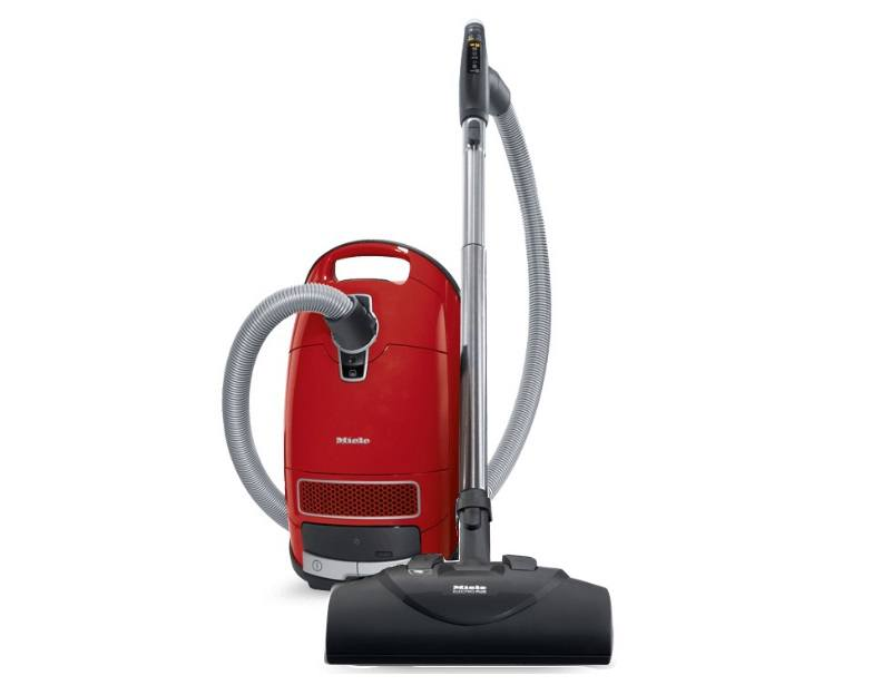 Miele Complete C3 HomeCare Canister Vacuum with SEB228 Powerhead