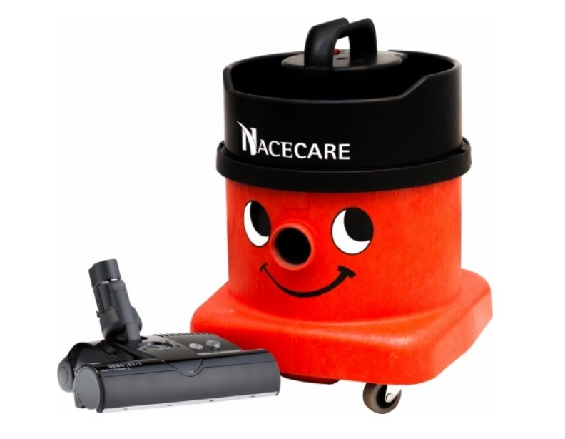 NaceCare NVH380 Canister Vacuum