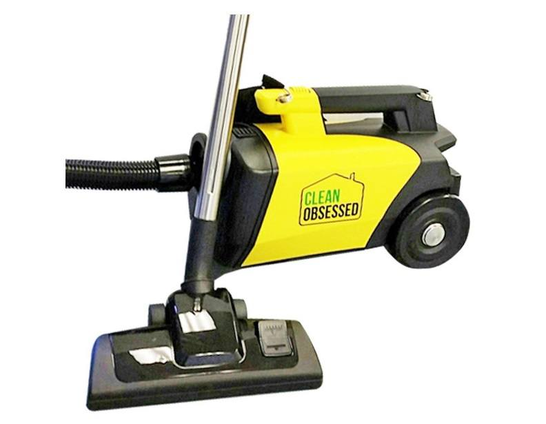 Clean Obsessed CO711 Commercial Canister Vacuum