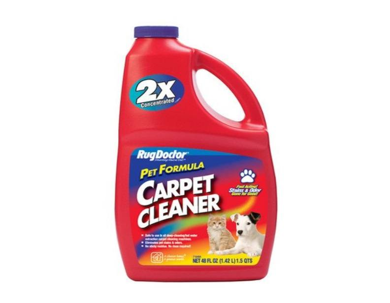RugDoctor 04066 48 oz Pet Formula Carpet Cleaner