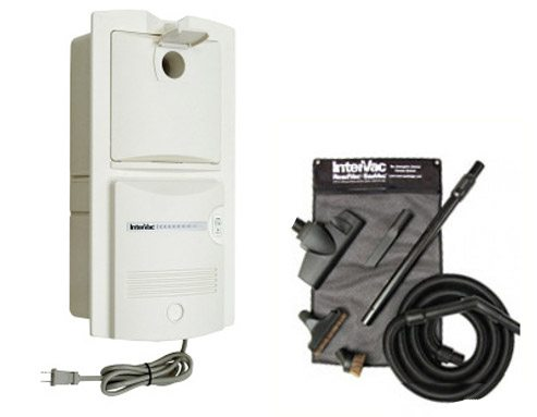 Intervac Surface Mounted Rv Vacuum Kit Evacuumstore