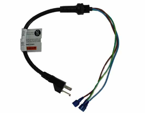 ProTeam QuietPro CN HEPA Power Cord Assembly 103215