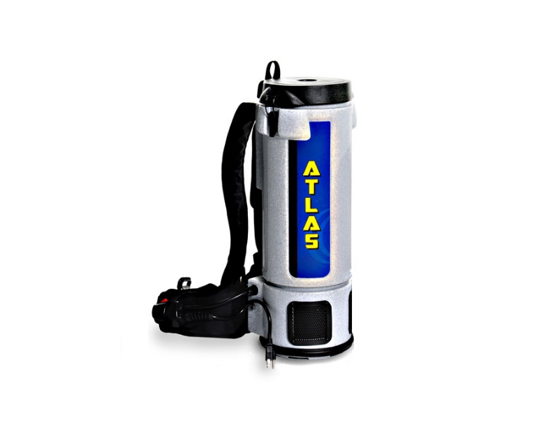 EDIC Atlas 6 Quart Standard Backpack Vacuum