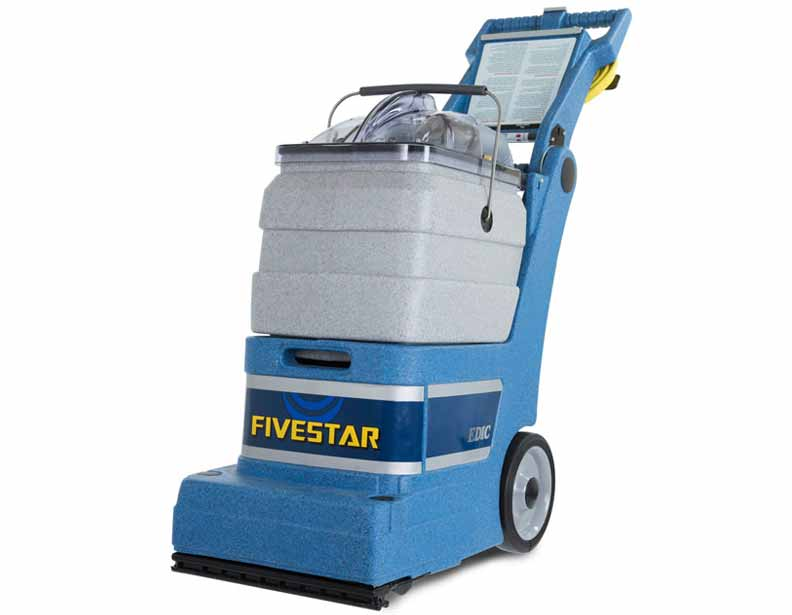 EDIC FiveStar 401TR 3G Self-Contained Carpet Extractor