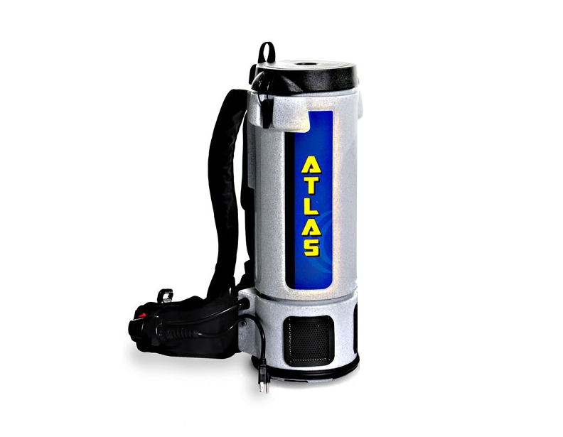 EDIC Atlas 10 Quart Standard Backpack Vacuum