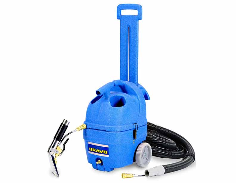 EDIC 339MH-HT Bravo Automotive Carpet Extractor and Upholstery Cleaner
