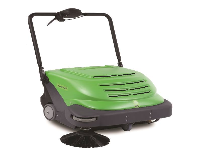 IPC Eagle Smartvac 664 Walk Behind Sweeper