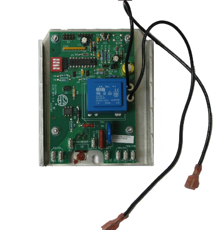 PC Board 120V Speed Control and Soft Start