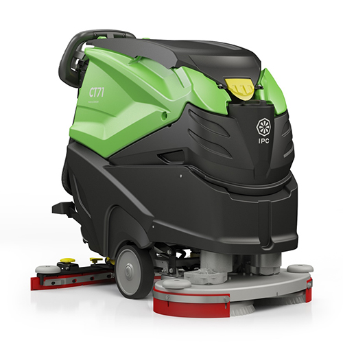 IPC Eagle CT71 Floor Scrubber
