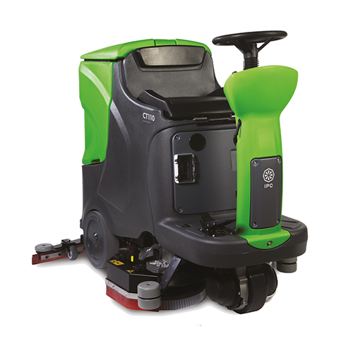 IPC Eagle CT110 Ride on Floor Scrubber