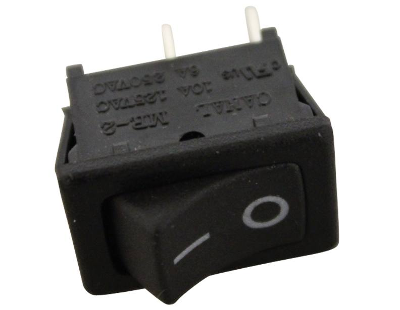 Eureka Two Position Rocker Switch