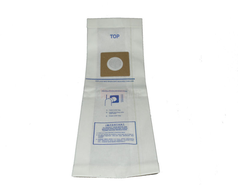 Royal Metal Upright Type B Vacuum Bags-3 Pack by Envirocare