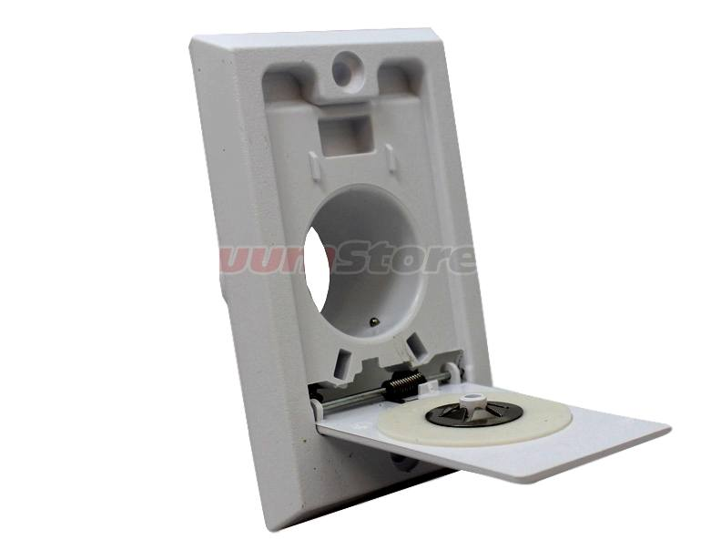 Standard Inlet White - Low Voltage Only