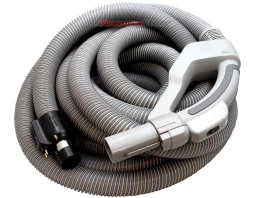 electrolux quiet clean central vacuum hose. Black Bedroom Furniture Sets. Home Design Ideas