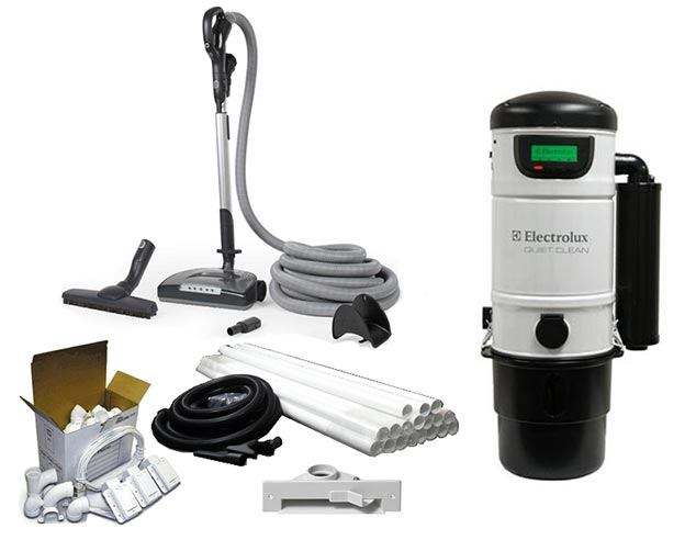 Electrolux PU3650 Builders Deluxe Package