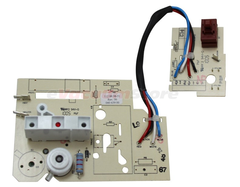 Electrolux Vacuum Cleaner EL6988BZ PCB ASSEMBLY