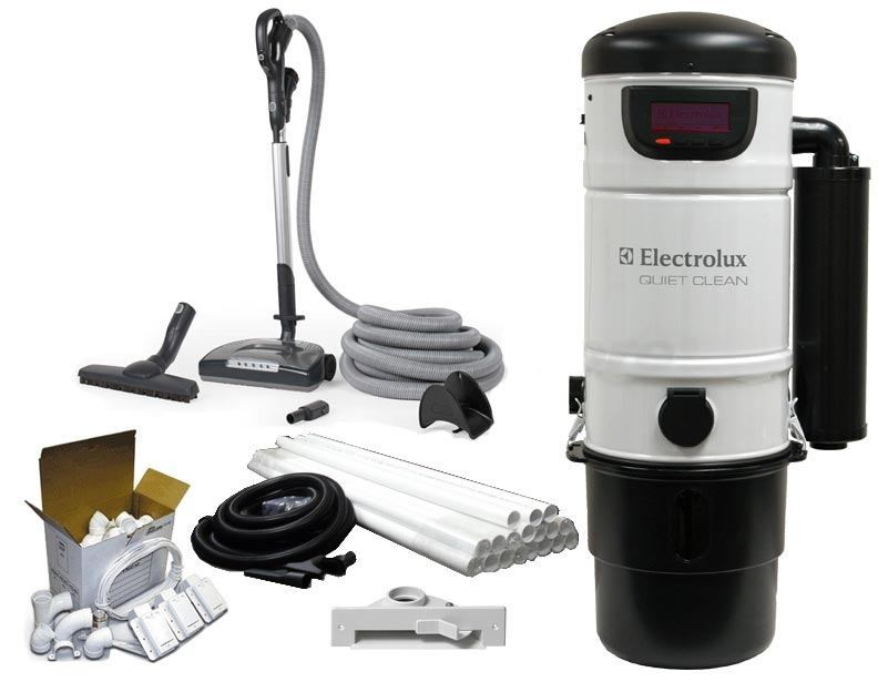 Electrolux PU3900C Builders Deluxe Package