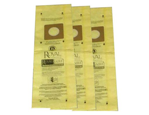 Genuine Royal Metal Upright Type B Vacuum Bags-3 Pack