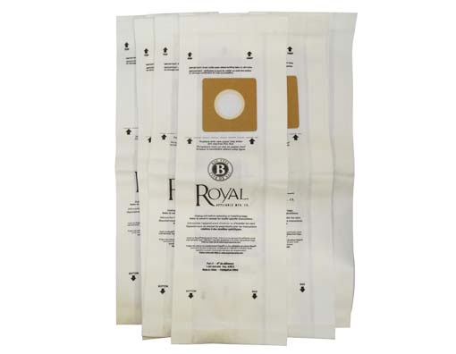 Royal Type B Vacuum Bags Genuine 10 Pack