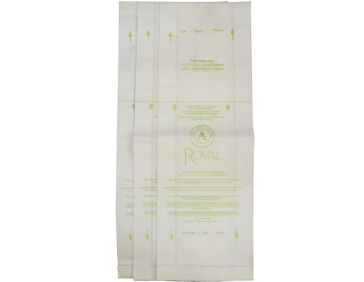 Royal A Vacuum Bags Genuine- 3 Pack