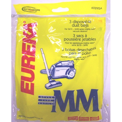 Eureka Mighty Mite Bags Style MM 3PK