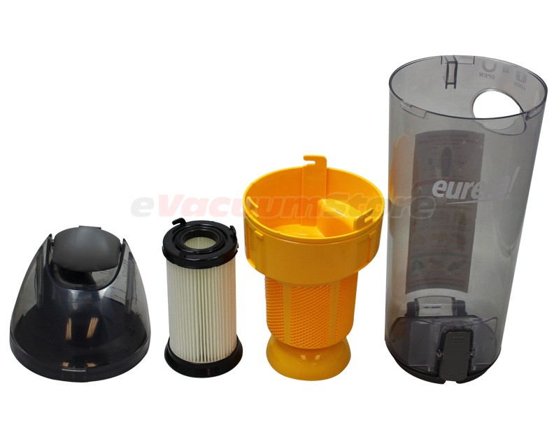 Eureka Maxima Vacuum Dust Cup Model 4773
