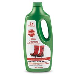 Hoover 2x Deep Cleansing Concentrated Detergents 64 Oz