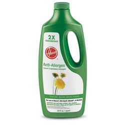 Hoover 2x Anti-Allergen Concentrated Detergents 32 Oz