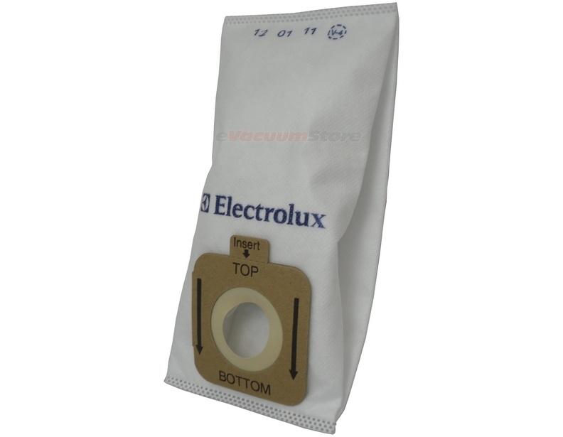 Electrolux Intensity Vacuum Bags El206a Genuine 24 Pack