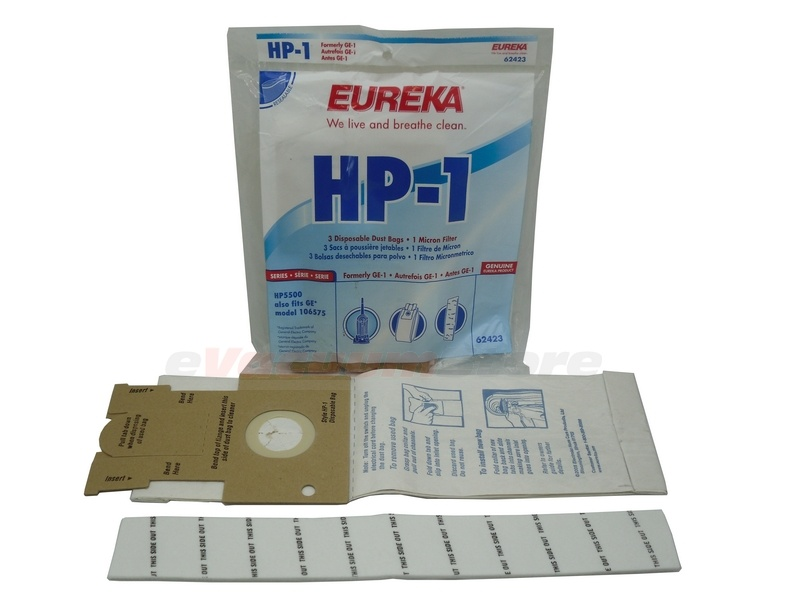 Eureka Style HP-1 Genuine 3 pack