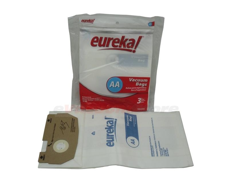 Eureka Style Aa Genuine 3 Pack