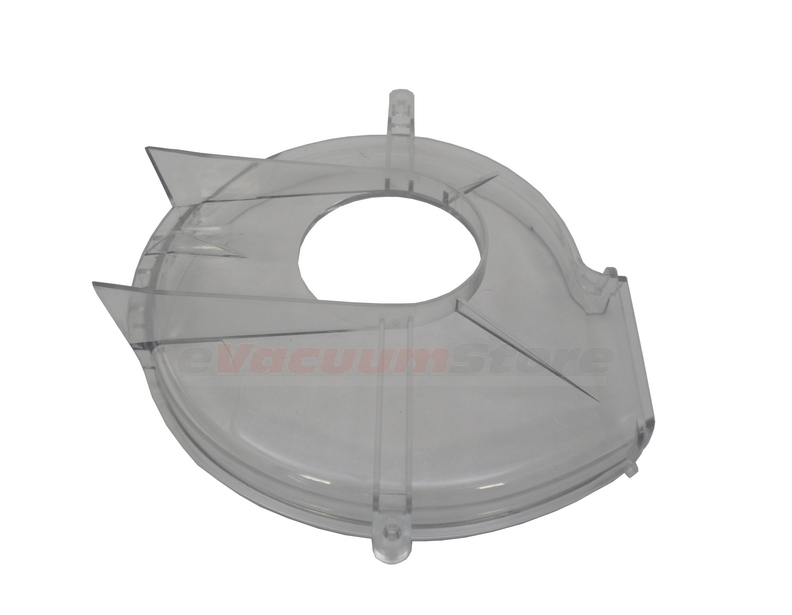 Sanitaire Commercial Upright SC887-B COVER - FAN SCROLL