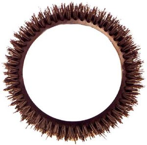 Oreck 12 inch Floor Machine Scrubbing Brush Brown