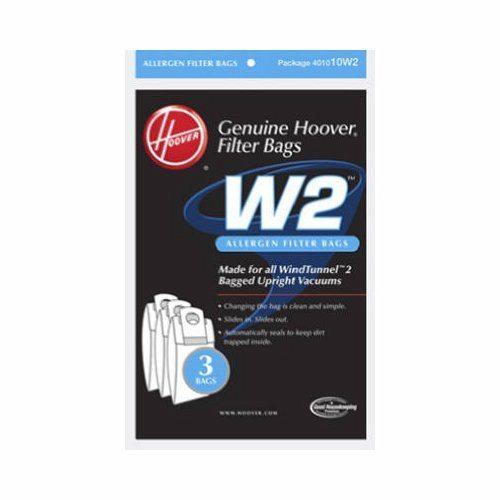 Hoover Allergen W2 Vacuum Bag 3 Pack Genuine