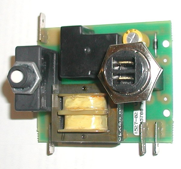 Electrolux Central Vac Circuit Board
