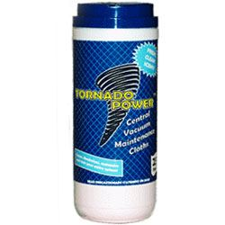 Tornadopower Central Vacuum Maintenance Cloths