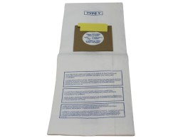 Type C Hoover Vacuum Cleaner Replacement Bag 12 Pack
