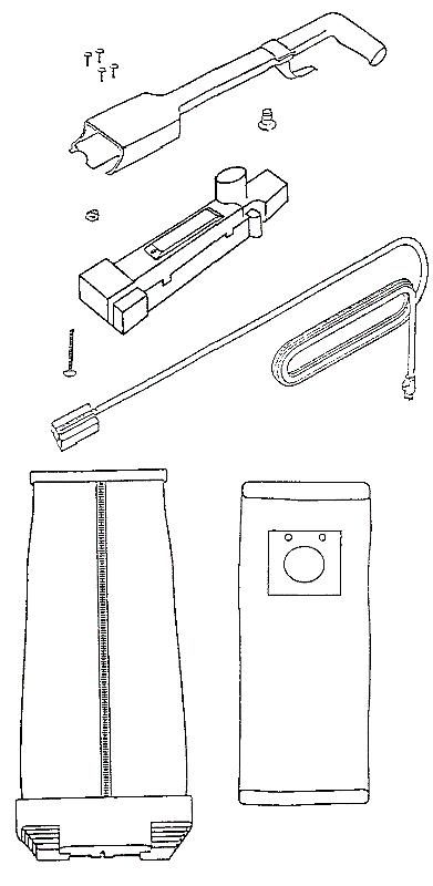 Eureka Model 9834dt Factory Parts Diagrams Amp Schematics