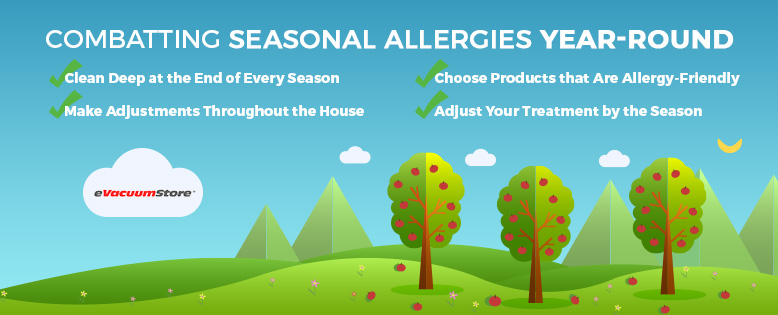 How the Changing Seasons Affect Our Allergies